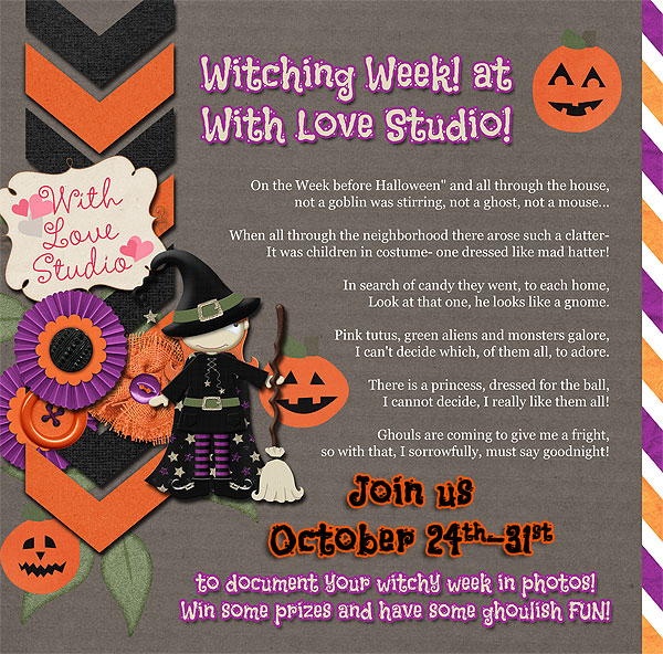 witching week