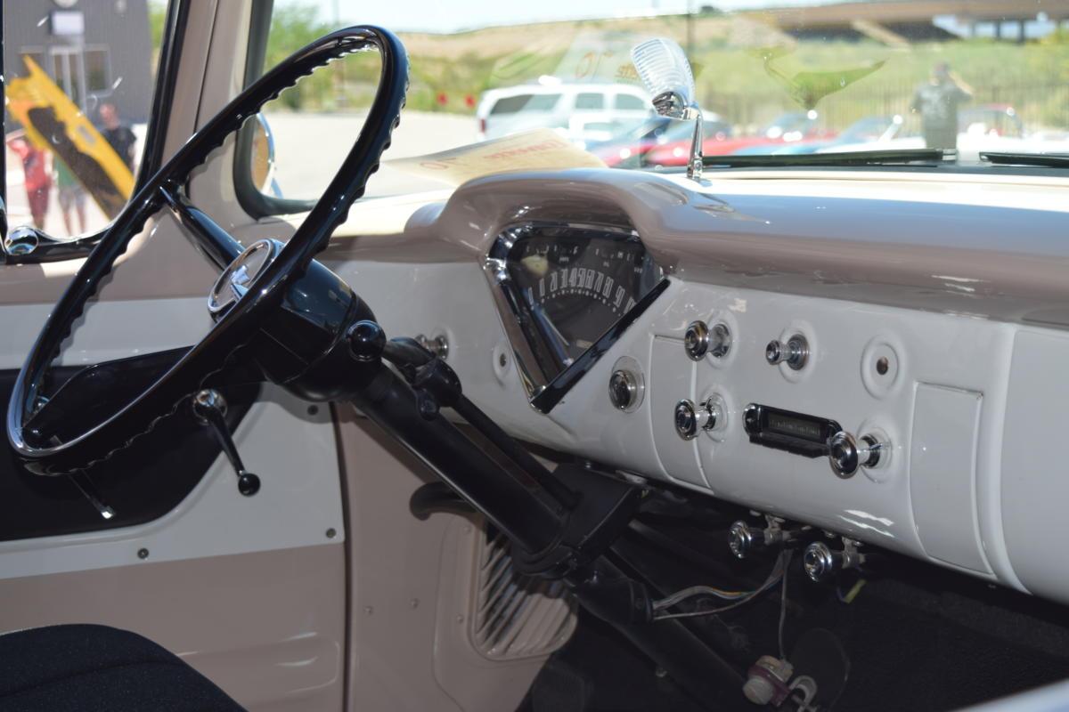 Hot Rods Vintage Car Show