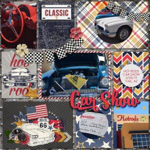 Hot Rod's Car Show 1